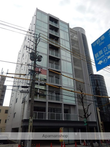 愛知県名古屋市北区、志賀本通駅徒歩8分の新築 9階建の賃貸マンション