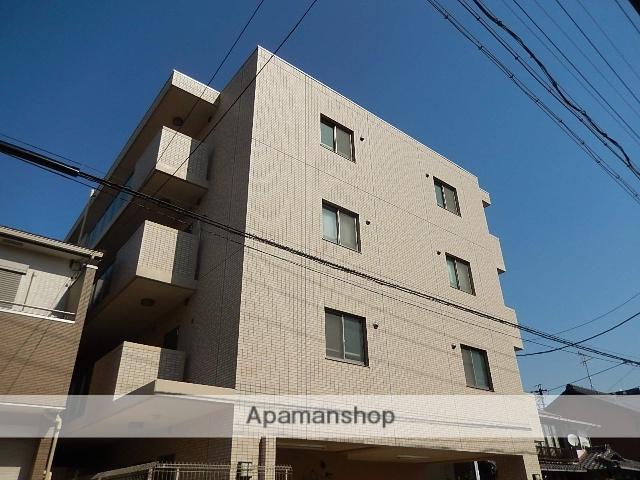 愛知県名古屋市北区、尼ヶ坂駅徒歩14分の築8年 4階建の賃貸マンション