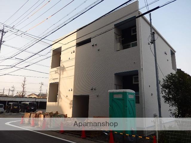 愛知県名古屋市北区、上飯田駅徒歩4分の新築 2階建の賃貸アパート