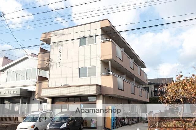 愛知県名古屋市守山区、大森・金城学院前駅徒歩15分の築31年 3階建の賃貸アパート