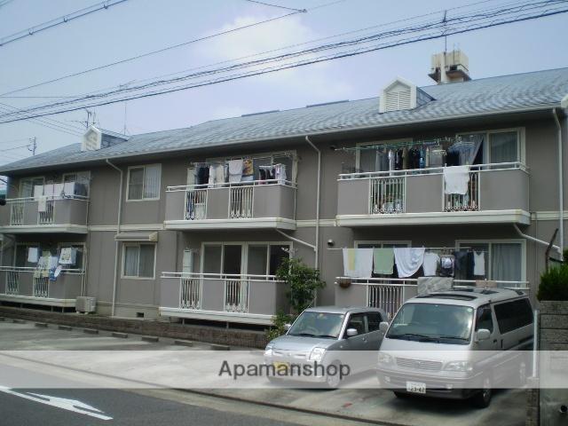 愛知県名古屋市守山区、新守山駅徒歩3分の築26年 2階建の賃貸アパート