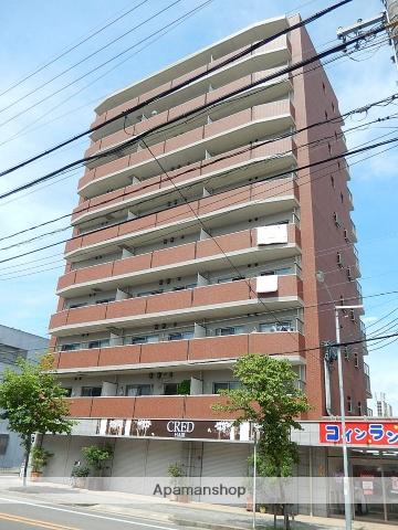 愛知県名古屋市東区、尼ヶ坂駅徒歩15分の築8年 10階建の賃貸マンション