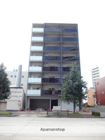 愛知県名古屋市東区、新栄町駅徒歩14分の新築 8階建の賃貸マンション