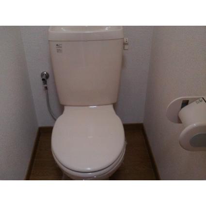 アンプルールブワ吉根[1K/24.84m2]のトイレ