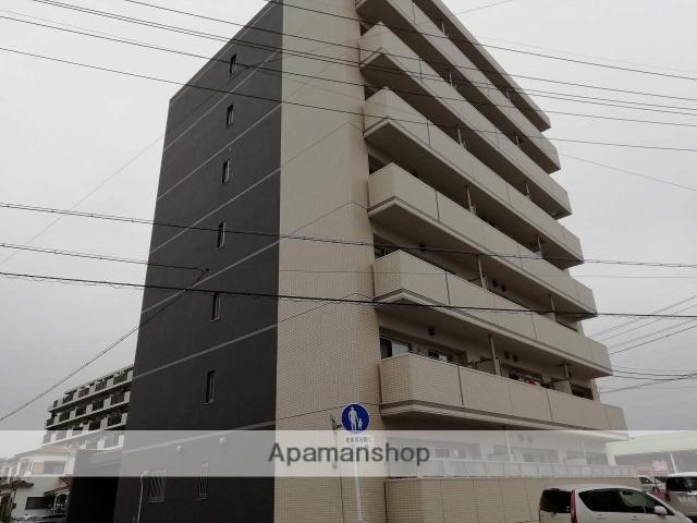 愛知県名古屋市守山区、新守山駅徒歩13分の新築 7階建の賃貸マンション