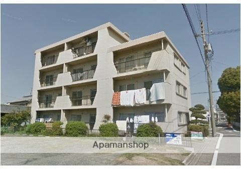 愛知県名古屋市北区、黒川駅徒歩20分の築42年 3階建の賃貸マンション