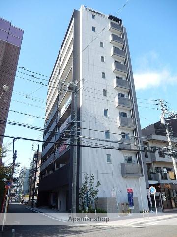 愛知県名古屋市東区、新栄町駅徒歩2分の新築 10階建の賃貸マンション