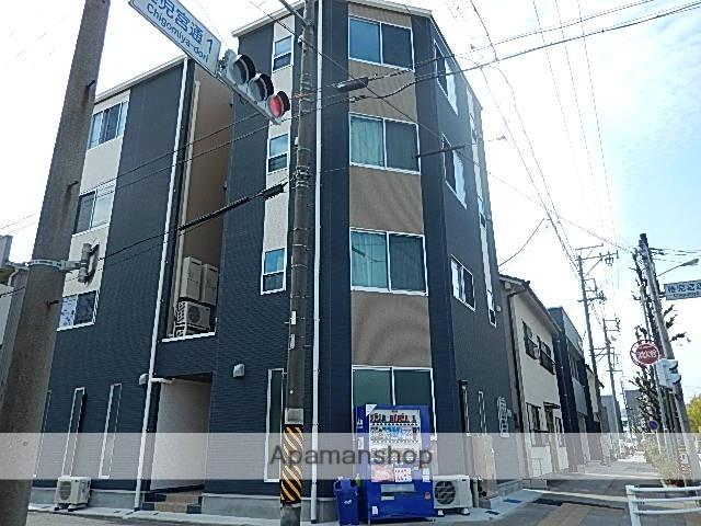 愛知県名古屋市北区、平安通駅徒歩18分の新築 4階建の賃貸マンション
