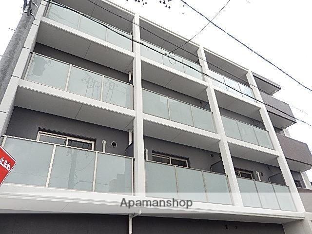 愛知県名古屋市北区、尼ヶ坂駅徒歩9分の新築 4階建の賃貸マンション