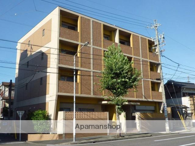 愛知県名古屋市東区、千種駅徒歩8分の築12年 4階建の賃貸マンション
