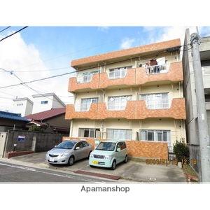 愛知県名古屋市北区、志賀本通駅徒歩17分の築40年 3階建の賃貸マンション