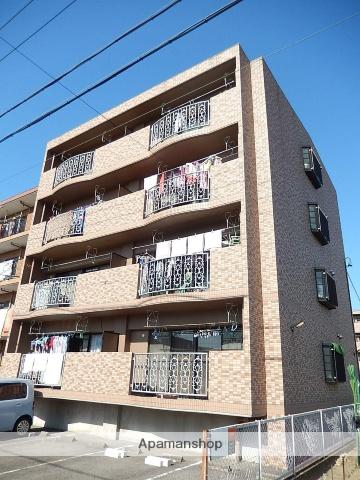 愛知県名古屋市北区、比良駅徒歩20分の築22年 4階建の賃貸マンション
