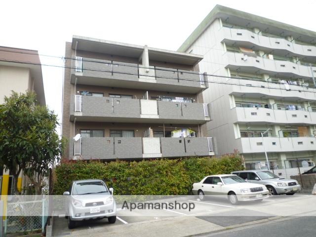 愛知県名古屋市北区、上飯田駅徒歩11分の築16年 4階建の賃貸マンション