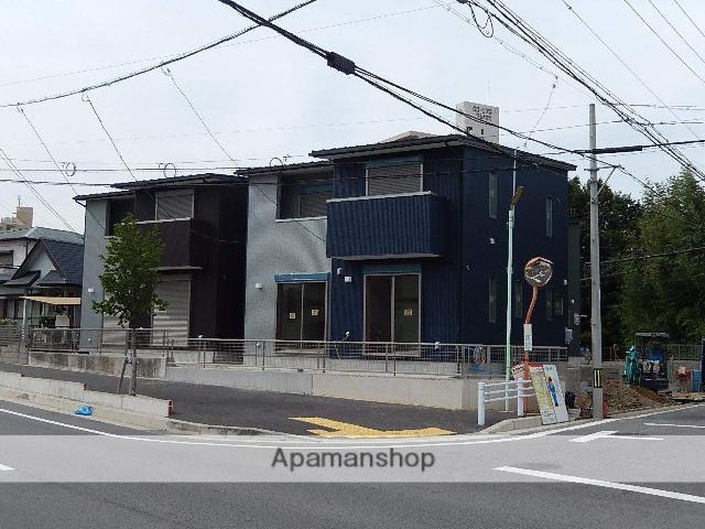 愛知県名古屋市守山区、新守山駅徒歩13分の新築 2階建の賃貸テラスハウス