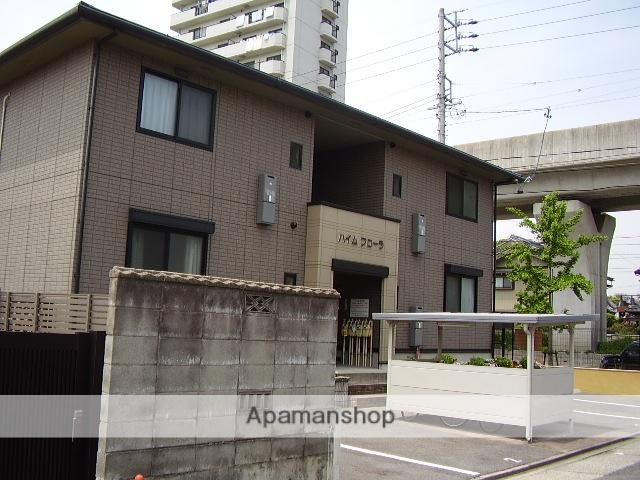 愛知県名古屋市守山区、新守山駅徒歩12分の築15年 2階建の賃貸アパート