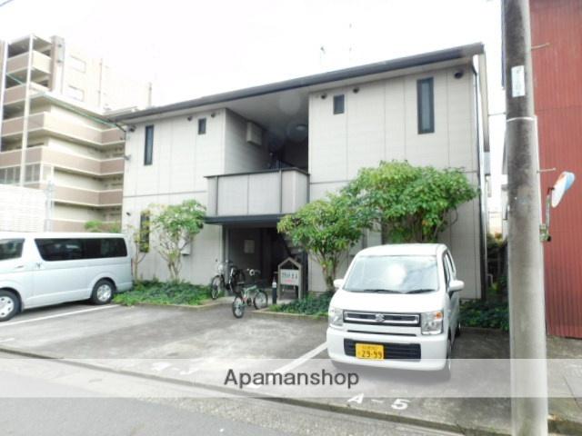 愛知県名古屋市北区、平安通駅徒歩22分の築17年 2階建の賃貸アパート
