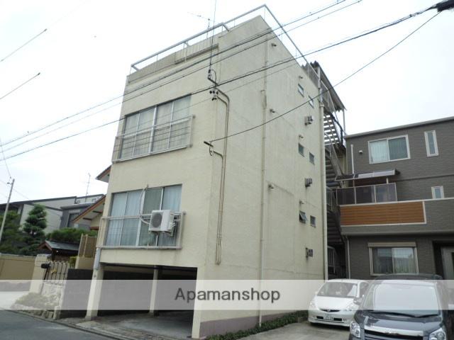 愛知県名古屋市守山区、新守山駅徒歩3分の築34年 3階建の賃貸マンション