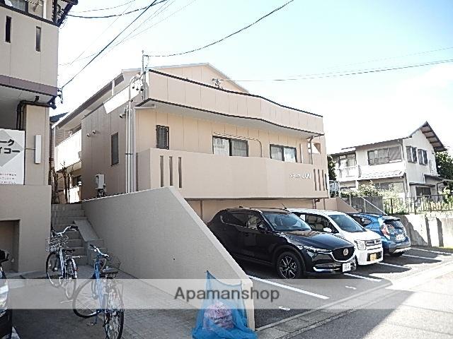 愛知県長久手市、はなみずき通駅徒歩14分の築16年 2階建の賃貸マンション