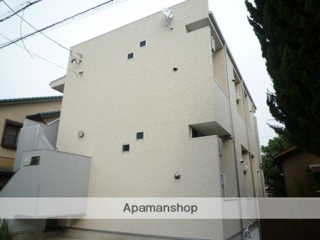 愛知県名古屋市北区、尼ヶ坂駅徒歩9分の築7年 2階建の賃貸アパート