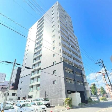 愛知県名古屋市西区名駅2丁目[1K/24.45m2]の外観