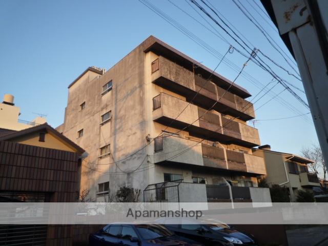 愛知県名古屋市東区、車道駅徒歩9分の築44年 5階建の賃貸マンション
