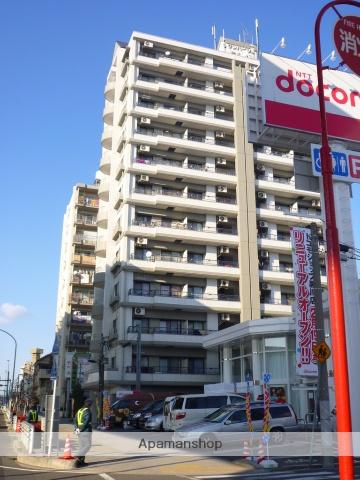 愛知県名古屋市北区、黒川駅徒歩18分の築26年 12階建の賃貸マンション