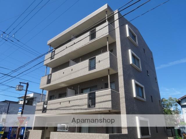 愛知県名古屋市北区、平安通駅徒歩10分の築11年 4階建の賃貸マンション