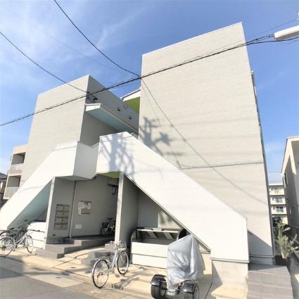 愛知県名古屋市西区枇杷島4丁目[1K/20.41m2]の外観