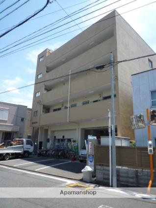 愛知県名古屋市東区、ナゴヤドーム前矢田駅徒歩4分の築43年 4階建の賃貸マンション