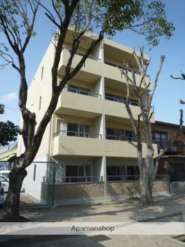 愛知県名古屋市北区、平安通駅徒歩18分の築5年 4階建の賃貸マンション