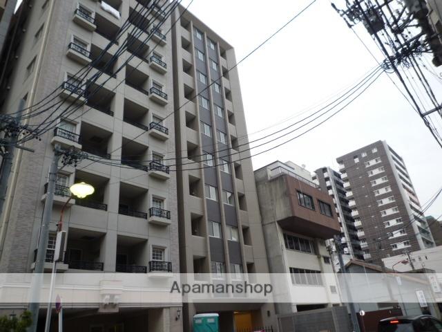 愛知県名古屋市東区、東大手駅徒歩12分の築5年 10階建の賃貸マンション