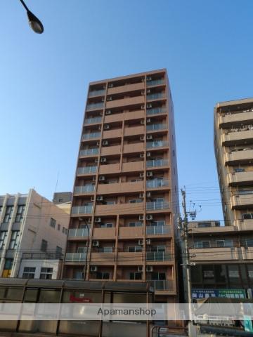 愛知県名古屋市東区、東大手駅徒歩13分の築6年 12階建の賃貸マンション
