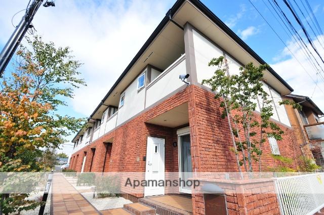 愛知県名古屋市守山区、小幡駅徒歩2分の築5年 2階建の賃貸テラスハウス