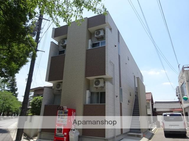愛知県名古屋市東区、矢田駅徒歩7分の築4年 2階建の賃貸アパート