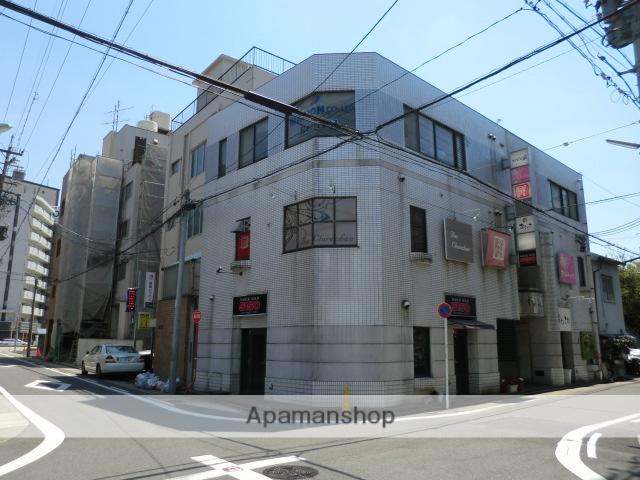 愛知県名古屋市東区、新栄町駅徒歩7分の築27年 3階建の賃貸マンション