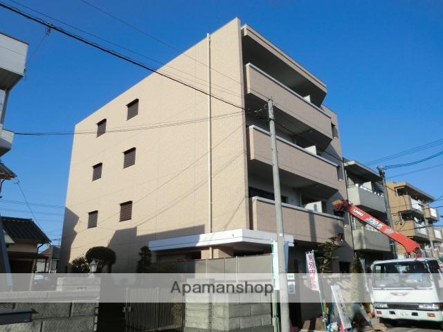 愛知県名古屋市北区、平安通駅徒歩26分の築4年 4階建の賃貸マンション