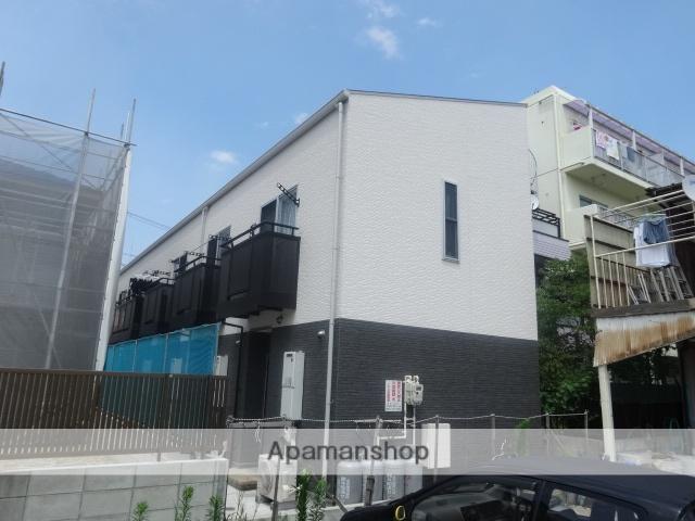 愛知県名古屋市北区、大曽根駅徒歩8分の築4年 2階建の賃貸アパート