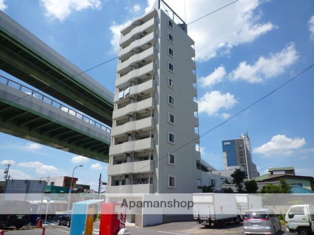 愛知県名古屋市北区、東大手駅徒歩10分の築8年 11階建の賃貸マンション