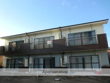 愛知県名古屋市北区、味美駅徒歩15分の築27年 2階建の賃貸アパート