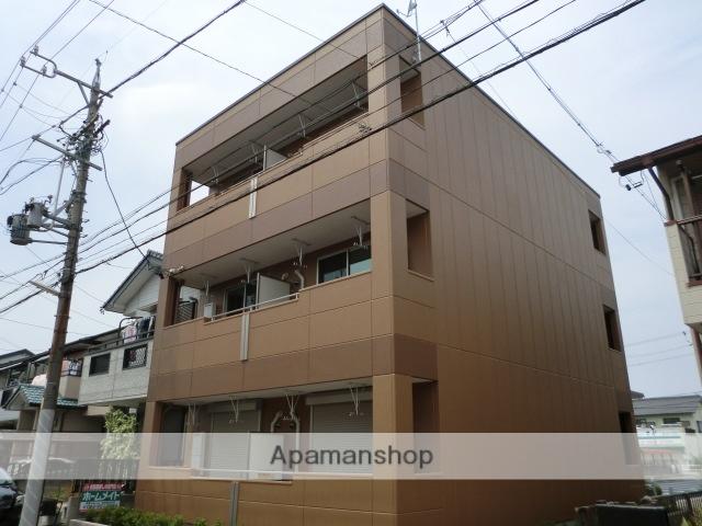 愛知県名古屋市北区、味鋺駅徒歩18分の築4年 3階建の賃貸マンション