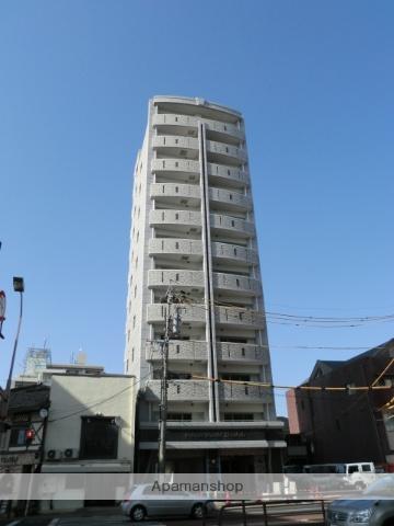 愛知県名古屋市東区、東大手駅徒歩7分の築3年 12階建の賃貸マンション