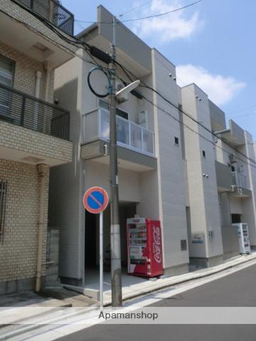 愛知県名古屋市北区、森下駅徒歩8分の築6年 2階建の賃貸アパート