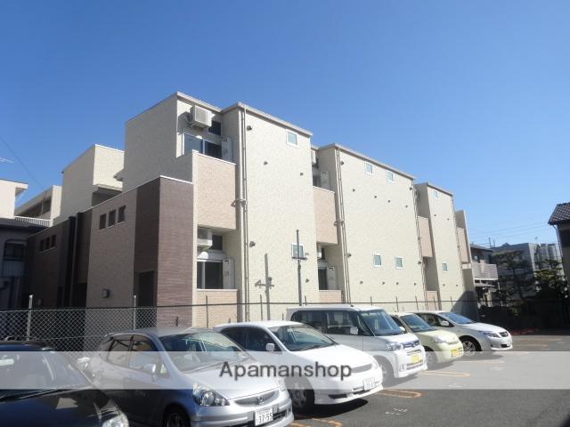 愛知県名古屋市北区、大曽根駅徒歩7分の築2年 2階建の賃貸アパート