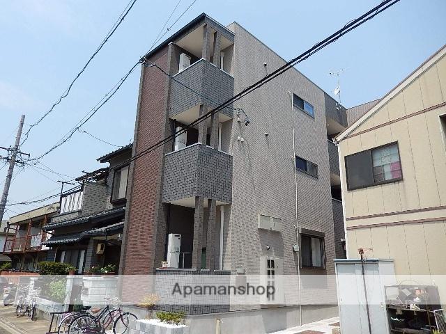 愛知県名古屋市北区、清水駅徒歩16分の築2年 3階建の賃貸アパート