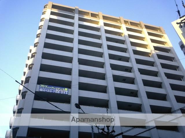 愛知県名古屋市東区、栄町駅徒歩7分の築10年 15階建の賃貸マンション