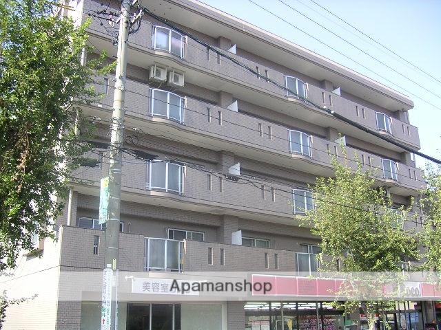 愛知県名古屋市東区、千種駅徒歩9分の築26年 5階建の賃貸マンション