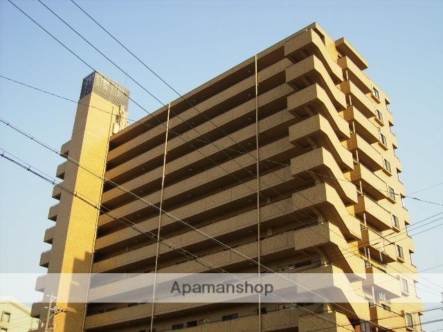愛知県名古屋市東区、車道駅徒歩12分の築26年 12階建の賃貸マンション