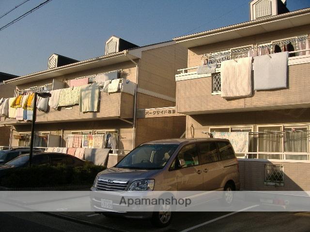 愛知県名古屋市千種区の築21年 2階建の賃貸アパート