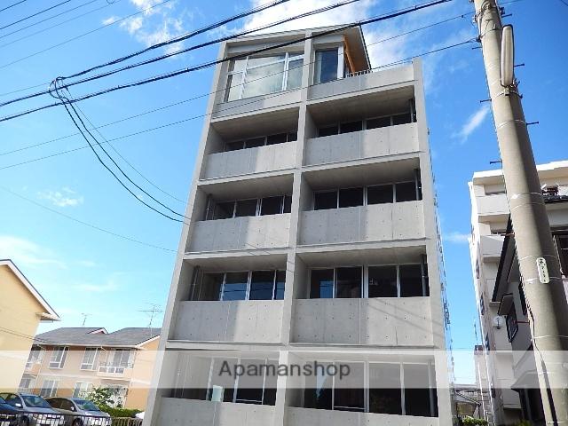 愛知県名古屋市守山区、瓢箪山駅徒歩17分の築2年 4階建の賃貸マンション