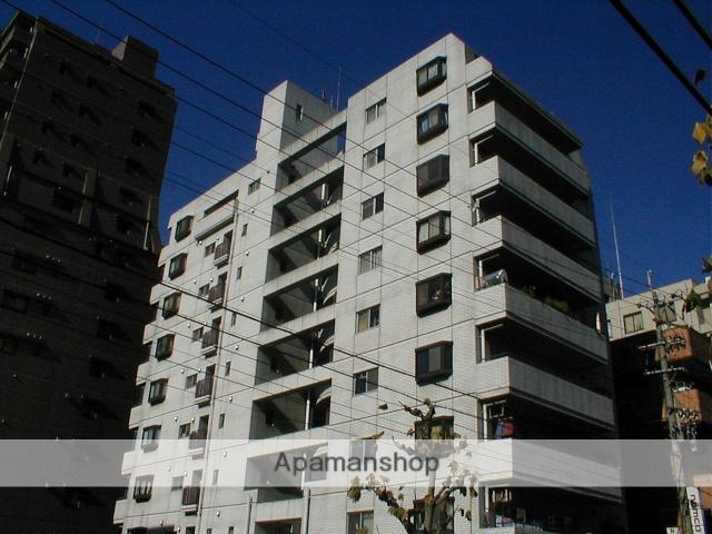 愛知県名古屋市東区、栄町駅徒歩9分の築28年 9階建の賃貸マンション